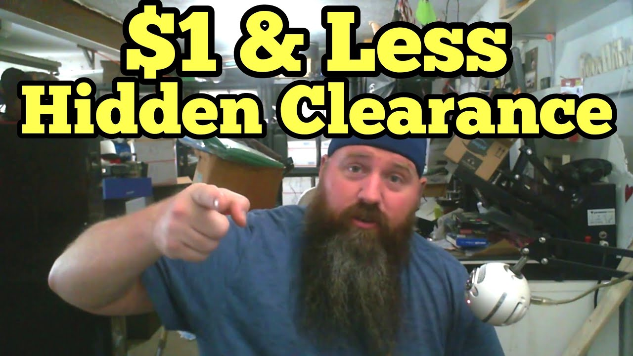EPIC Dollar General $1 or less Clearance Event   Saturday Scenarios