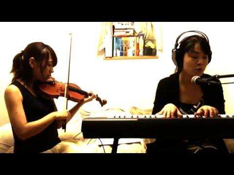 【倭踊三煩】J-POPをピアノとバイオリンで