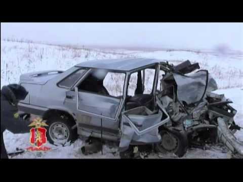 Пять человек погибли в ДТП на трассе Шарыпово-Ужур