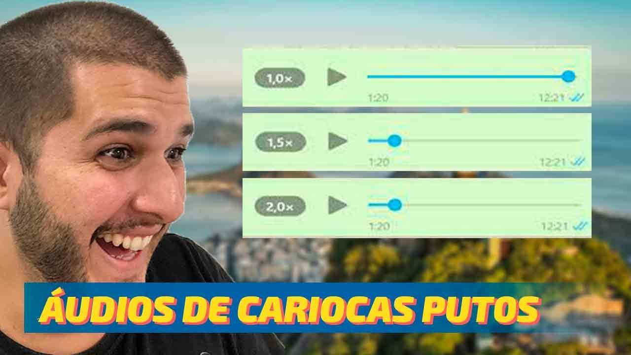 Download ÁUDIOS DE CARIOCAS REVOLTADOS! O RIO DE JANEIRO É ABSURDO HAHAHAHAHA