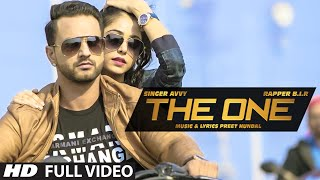 The One Video Song | Avvy | Rap: BIR | Preet Hundal | T-Series Apnapunjab