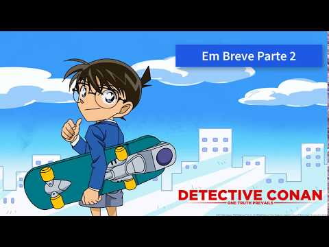 [AMV] - Skateboarding Montage - Detective Conan (DC) - Music - We Are One - Vexento