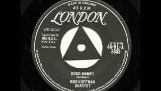 Moe Koffman Quartet - Koko-Mamey (London UK)