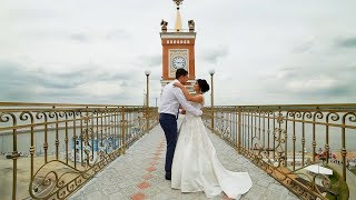 Выездная церемония. Свадьба Анастасии и Александра.