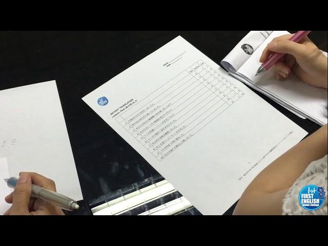 易格遊學 - 宿霧 First English- 體驗1對1上課教學