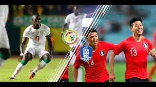 senegal  0  vs south korea  0  fifa world cup 2018  friendly  Match by  CRICKET AND FOOTBALL LIVE