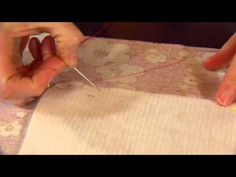 How to Make Thermally Lined Curtains - Part 2 of 5 - National Trust