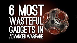 The 6 Most Lavishly Wasteful Gadgets in CoD: Advanced Warfare