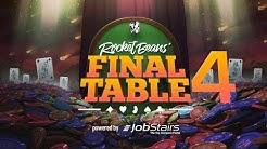 Final Table - Pokern bei den Rocket Beans u.A. mit Larissa Rieß, Julia Krüger und Oguz Yilmaz