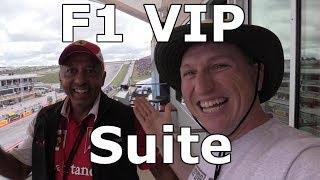 F1 Grand Prix VIP Suite at COTA!