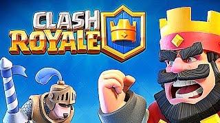 Clash Royale на андроид - лучшая игра 2016 года в плей маркет