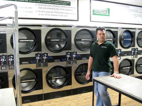 The Eco Laundry Room on Danforth