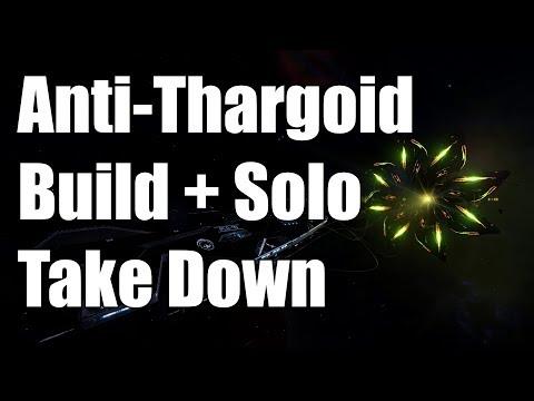 Elite: Dangerous - Anti-Thargoid Build and My First Solo Thargoid Take Down