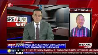 Warga Bali Panik Terkena Efek Gempa di Lombok
