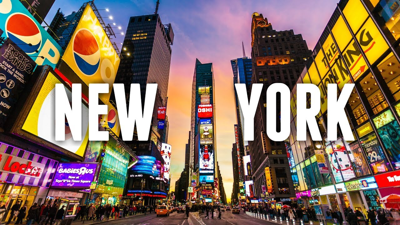 Living In New York City Ultimate Times Square Tour Youtube