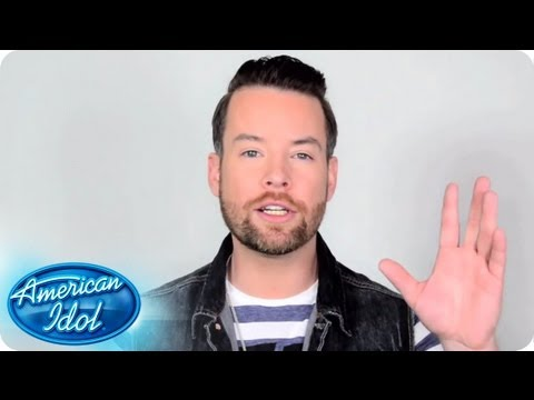 Catching Up with David Cook - AMERICAN IDOL SEASON 12