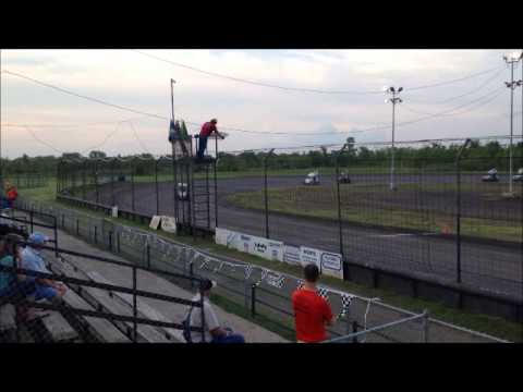 02 Cody Freeman 5-26-13 Gulf Coast Speedway