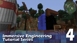 Immersive Engineering Tutorial #4 - Basic Power