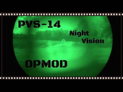 OPMOD PVS-14 Gen3 Multi Purpose Night Vision System Review (HD)