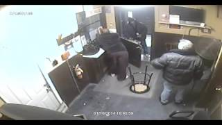 Surveillance footage from 2014 Albion shooting