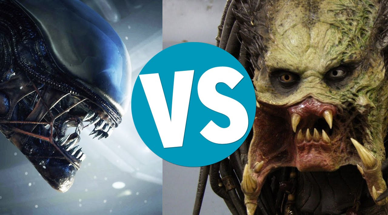 Alien Vs Predator Movie Franchises Youtube