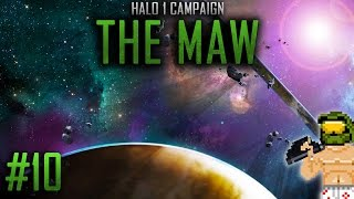 """Halo 1: """"The Maw"""" - Legendary Speedrun Guide (Master Chief Collection)"""