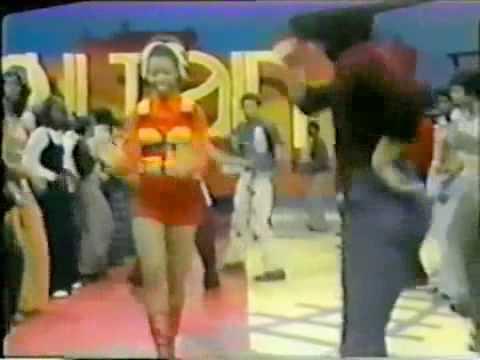 Soul Train Line 72'  Damita Jo Freeman!