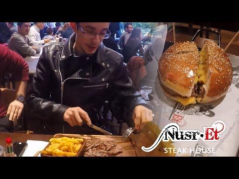 NUSRET' E GİTTİK !! HESAP NE KADAR GELDİ ? (Vlog 19)