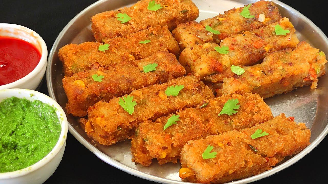 आलू से बनाऐं पुरे परिवार के लिए यह कुरकुरा नाश्ता जिसे देखते ही तुरंत बनाना चाहेंगे | Nashta
