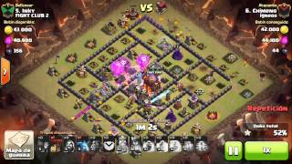 [Clash of Clans] | CB LaLoon | TH10 | 3stars #026
