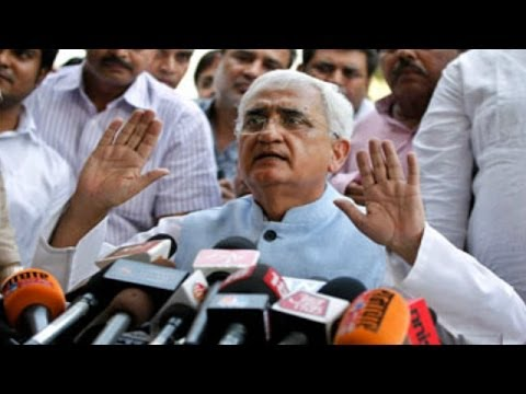 Salman Khurshid sharpens attack on Narendra Modi