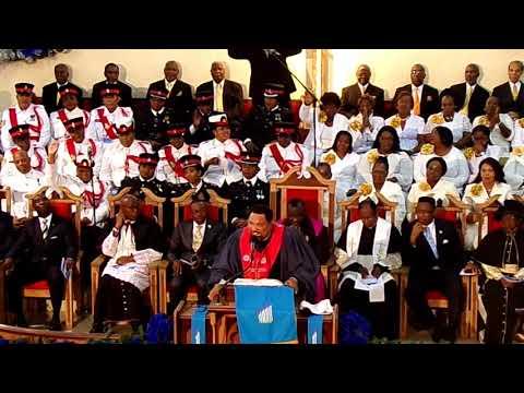 Royal Bahamas Police Force Annual Church Service 2018 - Clip III