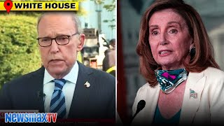 The anti-business people Trump has to deal with   Larry Kudlow