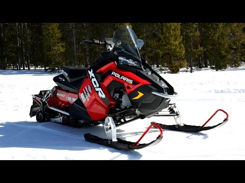 2017 Polaris 600 Rush XCR Review