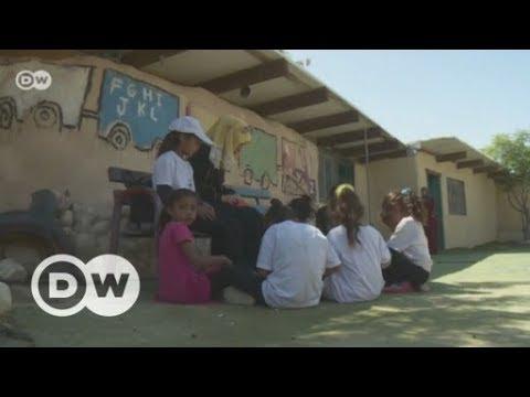 Israel: West Bank Bedouin village of Khan al-Ahmar faces demolition | DW English