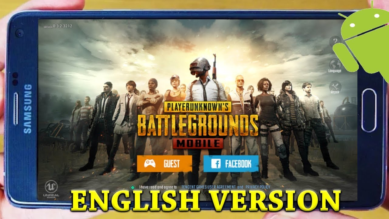 Pubg Mobile English Version: How To Download PUBG Mobile On Android English Version