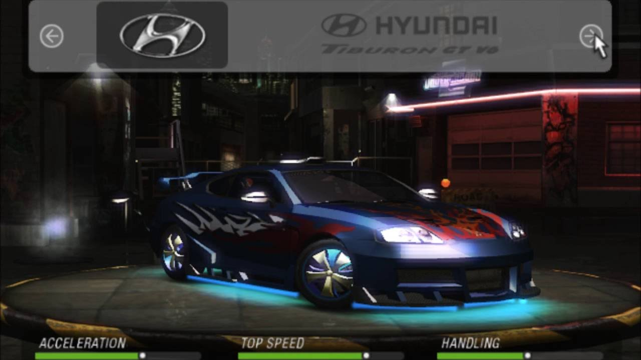 my need for speed underground 2 custom cars pc youtube. Black Bedroom Furniture Sets. Home Design Ideas