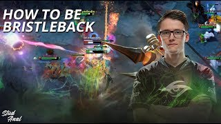 How to be Bristleback by Ace