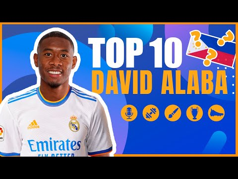 10 THINGS YOU SHOULD KNOW about DAVID ALABA | Real Madrid