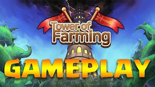 Tower of Farming - idle RPG Soul Event Android Gameplay 2021 screenshot 1