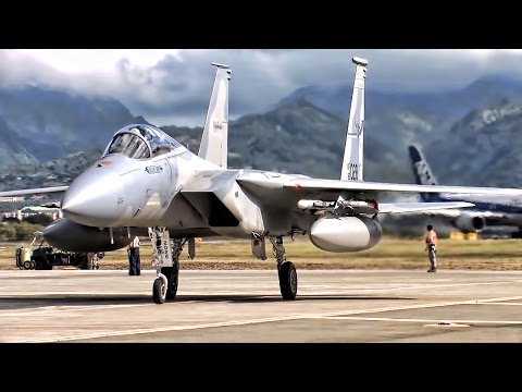 F-15C Eagles At Hickam • Memories Of The 120th Fighter Wing