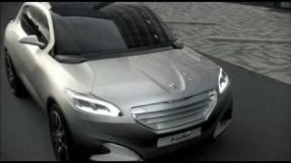 видео Peugeot HR1 Concept