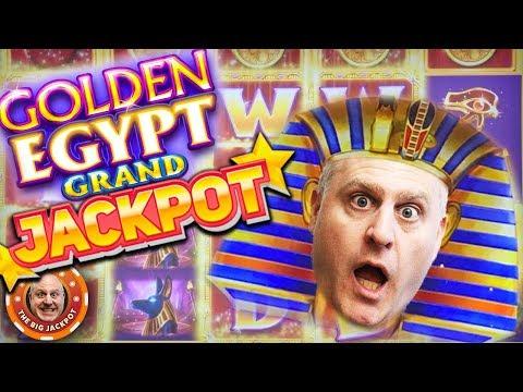 💥MAX BET JACKPOT! 💥Golden Egypt Grand Handpay! - 동영상