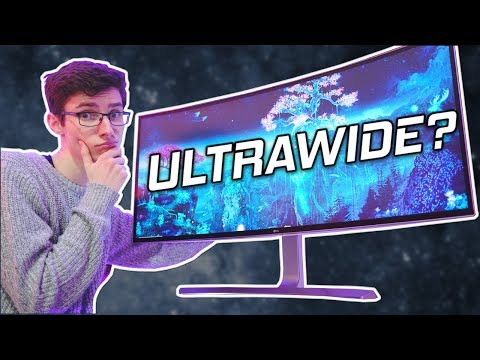 Are Ultrawide Monitors Worth It? 🤔