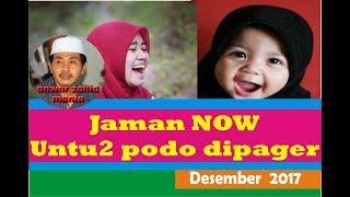 KH Anwar Zahid Akhir Desember ~ Jaman Now untu2 podo dipageri
