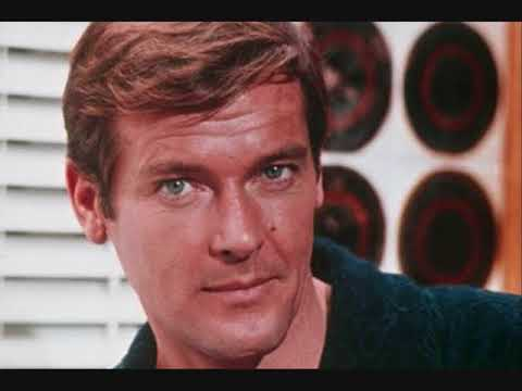 Interview with Roger Moore 1971 007