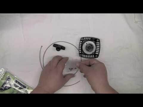 homelite brush cutter instructions