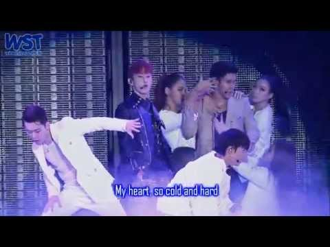 Super Junior - So Cold [ENG SUB]