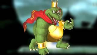 "(RUMOR) King K. Rool REMOVED from Smash Bros. ""Smash Ballot""?"