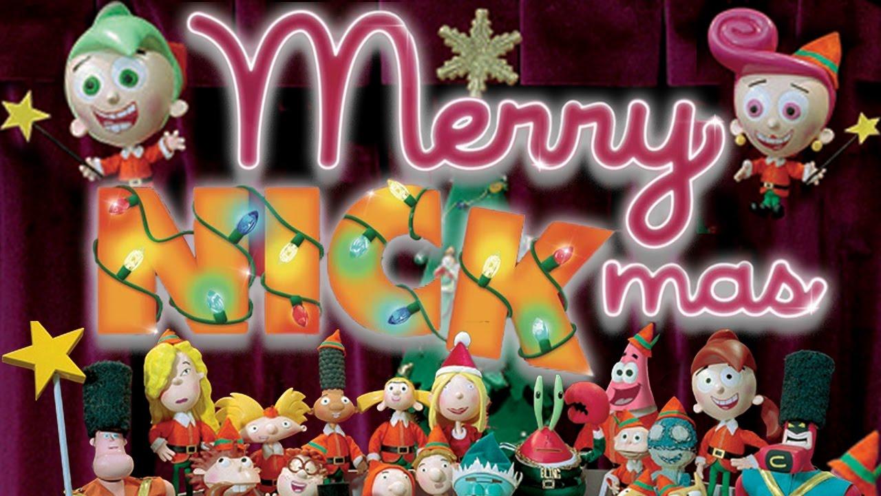 Nickelodeon Christmas Specials.Nickelodeon Retro Rewind Merry Nickmas Butch Hartman